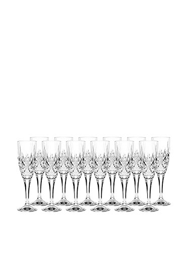 DUBLIN FLUTES SET OF 12 by -