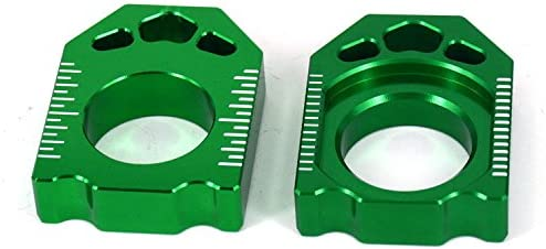 Chain Adjustment Rear Axle Spindle Code Bicycle Accessories Adjuster Blocks H