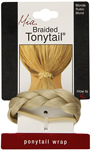 Mia Beauty Braided Tonytail Blonde product image