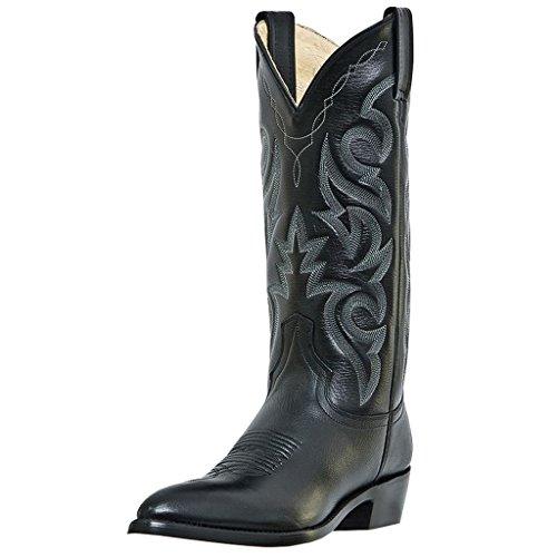 Dan Post Men's Mignon J Toe Boots,Black,16 ()