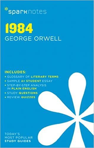 com sparknotes literature guide sparknotes  com 1984 sparknotes literature guide sparknotes literature guide series 9781411469389 sparknotes george orwell books