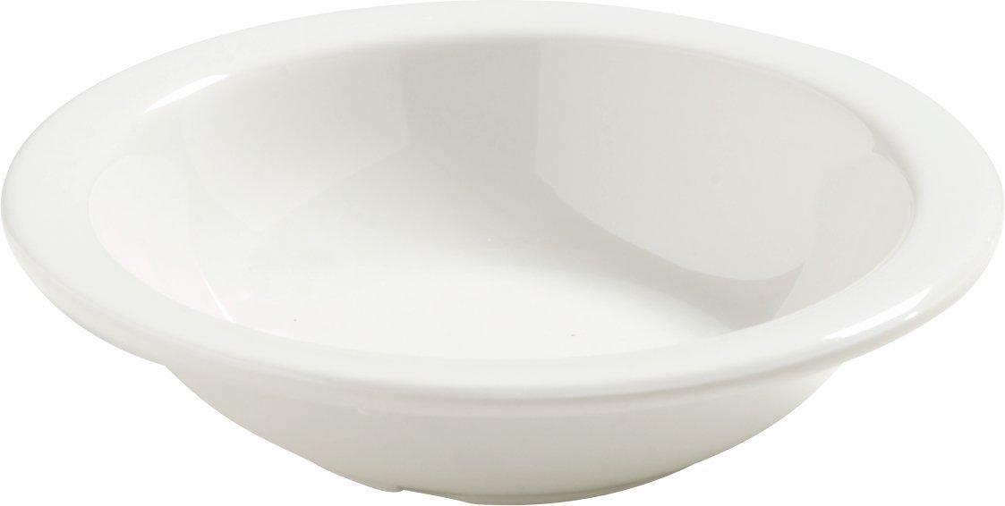 Carlisle 4386437 Dayton Melamine Grapefruit Bowl, 10 Oz., Bavarian Cream (Set of 48) by Carlisle (Image #5)