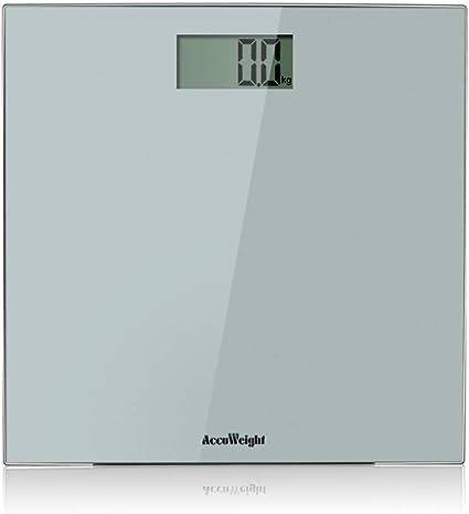 Tempered Gla Etekcity numérique Poids Corporel salle de bain échelle avec Body Tape Measure