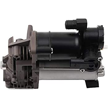 INEEDUP LR006201 Air Suspension Compressor Airmatic Air Pump Replacement Fit for 2005-2009 Land Rover LR3// 2010-2016 Land Rover LR4// 2006-2013 Land Rover Range Rover Sport