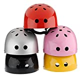 Roller Skate Scooter Helmet Skateboard Skiing Cycling Helmet Size M ( Silver )