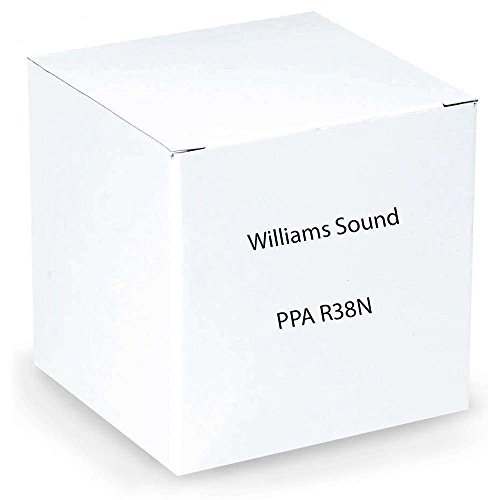 Williams Sound PPA R38N PPA SelectView FM Receiver by Williams Sound