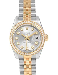 Datejust Automatic-self-Wind Female Watch 179383 (Certified Pre-Owned)
