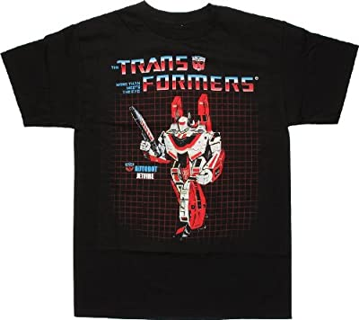Transformers Jetfire G1 T-Shirt