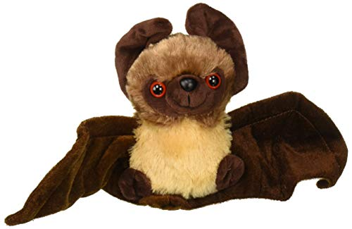 Wild Republic Bat Plush, Stuffed Animal, Plush Toy, Gifts for Kids, HUG'EMS 7 - Bat Webkinz