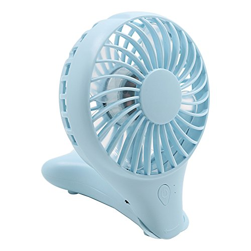 Home Cooling Fans : Asoon mini usb rechargeable fan air cooling handheld