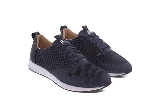 Hub Score Seamless - Sneakers de hombre, color White (Blanco), talla 43