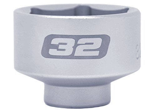 Profil Auto Binding - Motivx Tools 32mm Low Profile Oil Filter Socket