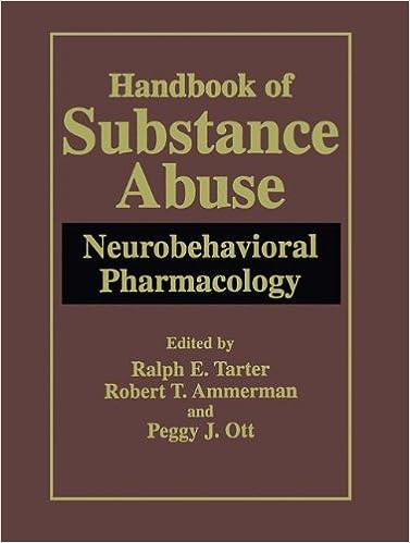 Wattpad de téléchargement de txt d'ebookHandbook of Substance Abuse: Neurobehavioral Pharmacology 1441932976 (French Edition) MOBI