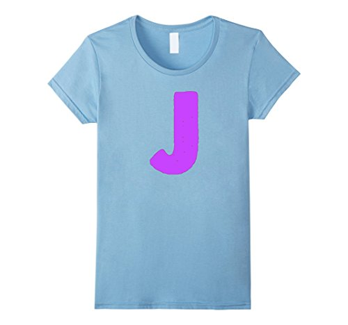 Womens Halloween Group Team Costume TShirt 80s Kids Cartoons Small Baby Blue