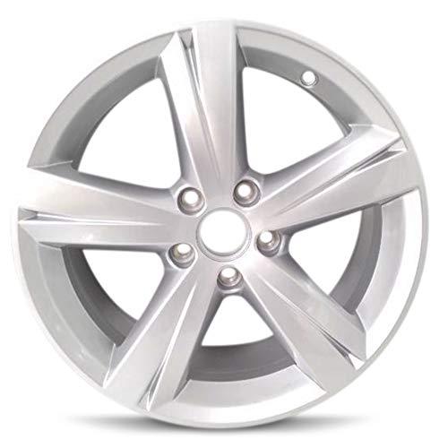 (Bill Smith Auto Replacement For Aluminum Wheel Rim 17x7 Inch 2012-2015 Volkswagen Passat)
