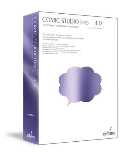 COMICSTUDIOPRO 4.0 B000V7EWJC Parent