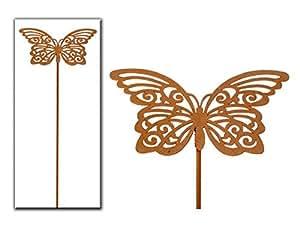 """'oxidado Conector """"Mariposa 12x 19cm x 100cm"""