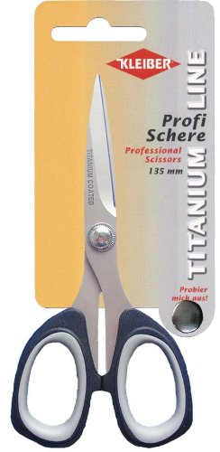 Professional Titanium Shears/Cloth by Kleiber Different Lengths...