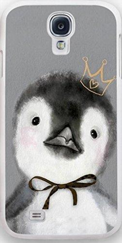 Galaxy S4 Case Dseason Samsung Galaxy S4 Hard Case, Fashionable Protector Cartoon penguin