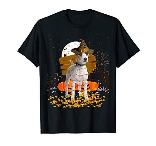 My Parson Russell Terrier Pumpkins Halloween Dog Gift]()