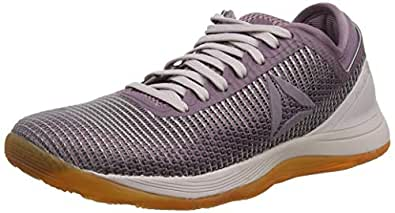 Reebok Women's Crossfit Nano 8 Flexweave Crossfit Shoes, Ashen Lilac/Nobleorchid/Urbanviolet/Reeboklee, 5.5 US
