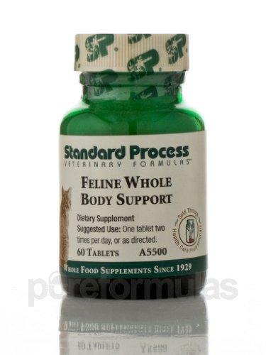 Feline Whole Body Support 60 Tablets, My Pet Supplies