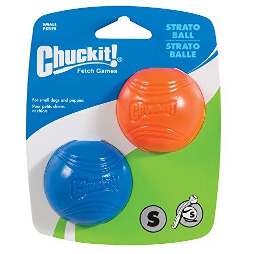 Chuckit! 31393 Strato Ball, 2-Pack, Small