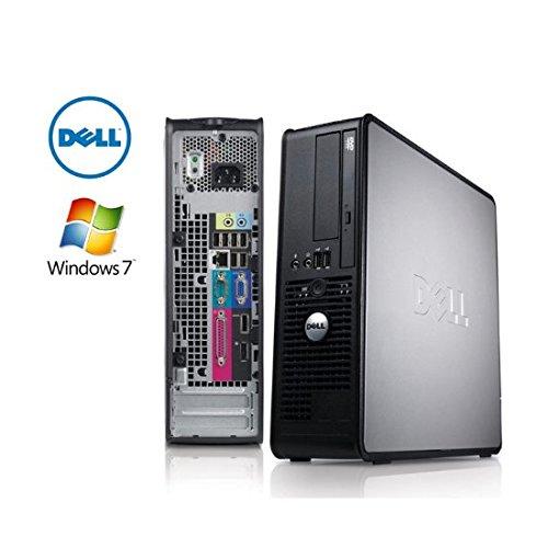 Dell Optiplex WIFI Ready (3.0 Pentium D Processor, New 4GB Memory, 160GB SATA Hard Drive, DVD/CDRW, Windows 10 Home x64 (Renewed)
