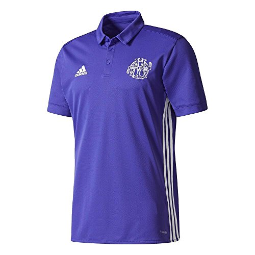 fan products of 2017-2018 Olympique Marseille Adidas Third Football Shirt (Kids)