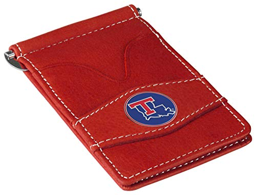 - NCAA Louisiana Tech Bulldogs Players Wallet - Red