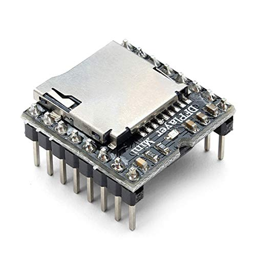 Accessories Hot New DFPlayer Mini MP3 Player Module for Arduino for RC Parts by Yoton (Image #4)