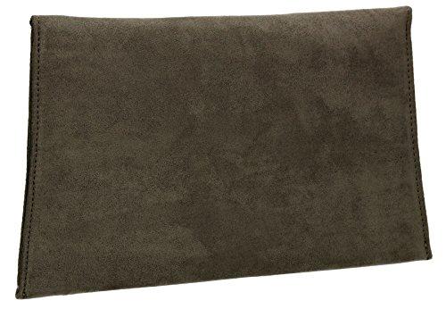 Unique SwankySwans pour femme Pochette gris Taille q40RO