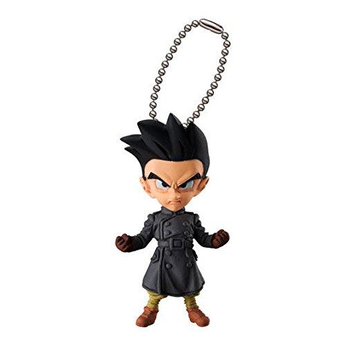 Re Bandai Gashapon Dragon Ball Udm Burst 30 Figure Swing Keychain~Son Goten Xeno sa