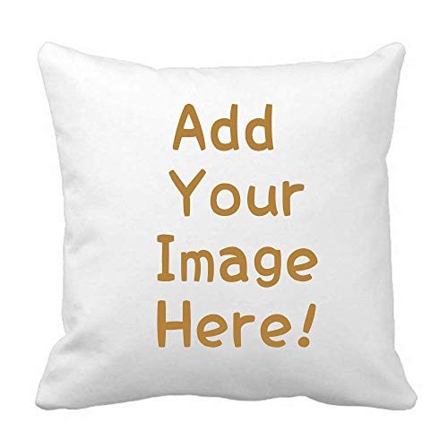 (GreenDIY Custom Design Photos Personalized Photo Pillowcase or Text Outdoor/Indoor Throw Pillowcase, Christmas Pillowcase, Love Photo Throw Pillow, Wedding/Birthday Keepsake)