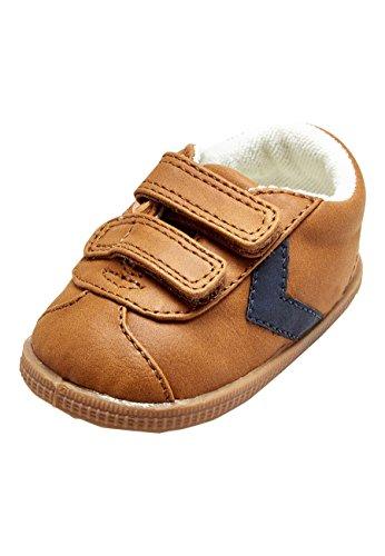 next Niños Zapatillas De Deporte Retro Para Carrito (Niño Pequeño) Bronceado