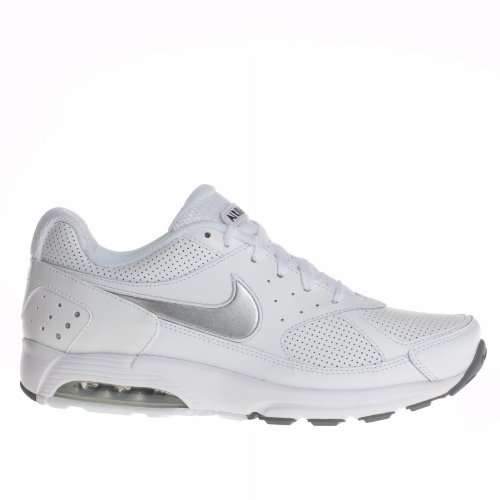 twhyq Nike Trainers Uomo - Unisex Air Max Faze Leather White [6, 5 US