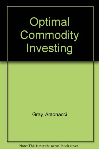 Optimal Commodity Investing