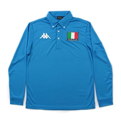 KAPPA(カッパ) メンズ ゴルフ 長袖シャツ 小さいサイズ 大きいサイズ KG852LS91S