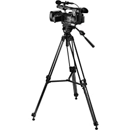 Magnus VT-4000 Tripod & Zoom Controller Kit for Canon, Panasonic, Sony