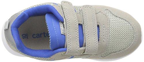 Pictures of Carter's Boys' Albert Sneaker Grey/Blue Grey/Blue 5 M US Toddler 2