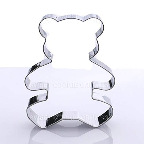 Teddy Bear Cookie Cutter - Stainless Steel ()