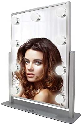 Impressions Hollywood Touch Duotone Makeup Mirror