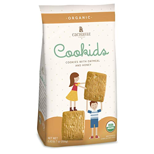(Cookids - Cookies with Oatmeal and Honey, 7 Ounce)