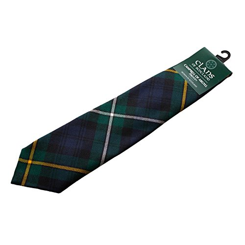 clans-of-scotland-mens-scottish-tartan-clan-tie-campbell-of-argyll-n-a