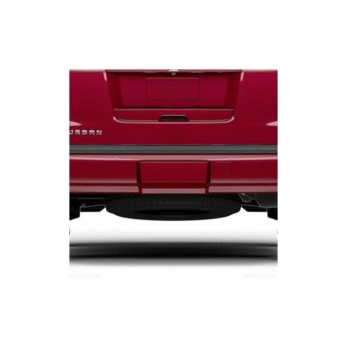 Chevy Tahoe Trailer Hitch (2015 Suburban, Tahoe CLARET Trailer Hitch Closeout 23139228)