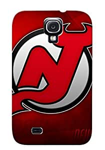 Awesome Case Cover/galaxy S4 Defender Case Cover(enjoy Our Of The Week New Jersey Devils) Gift For Christmas