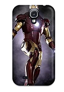Sanp On Case Cover Protector For Galaxy S4 (iron Man)