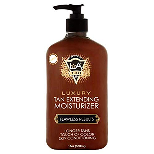 LA TAN Luxury Tan Extending Moisturizer 18 oz.