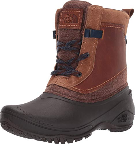 The North Face Women's Shellista III Shorty, Demitasse Brown/Carafe Brown, 9 M