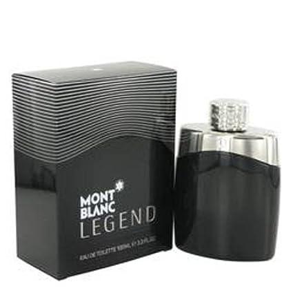 Perfume para hombre Mont Blanc Legend EDT 100ml nuevo ...